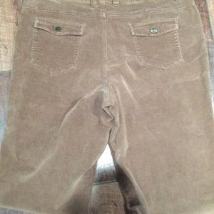 Pre-Owned Dressbarn Women's Size 14 Corduroy Pants